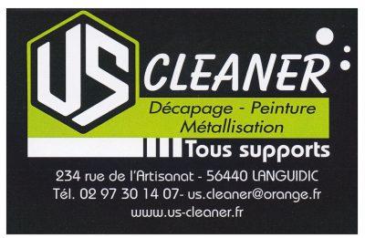 US Cleaner partenaire Shoshin