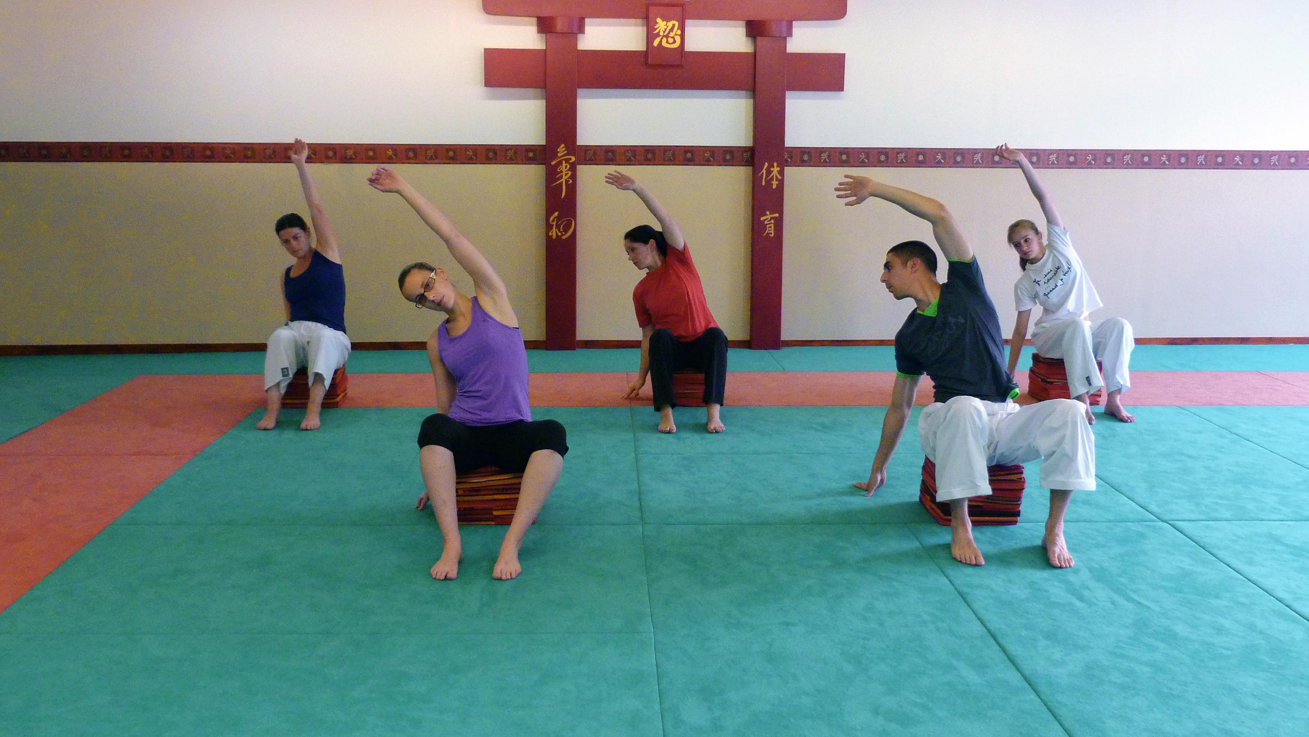 Stretch arts martiaux2 shoshin arts martiaux vannes morbihan for Art martiaux